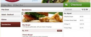 Dinerware Online Ordering